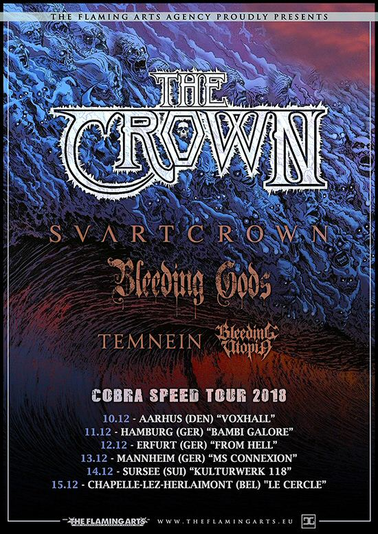 the-crown-speed-tour