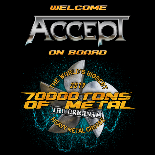 Accept 70,000 Tons of Metal 2019