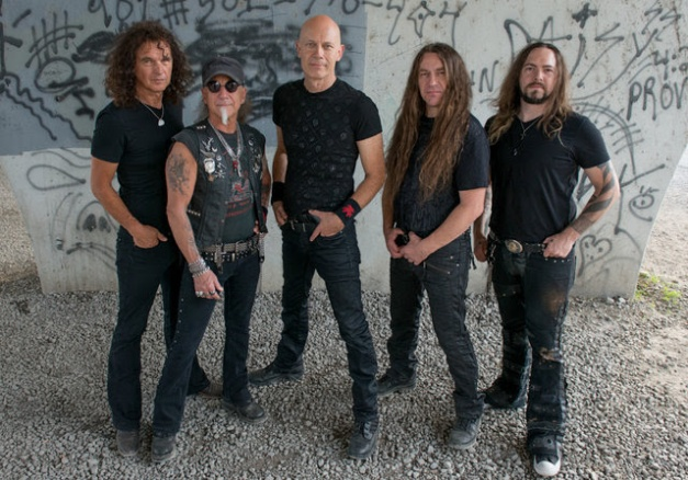 Accept Band 2018