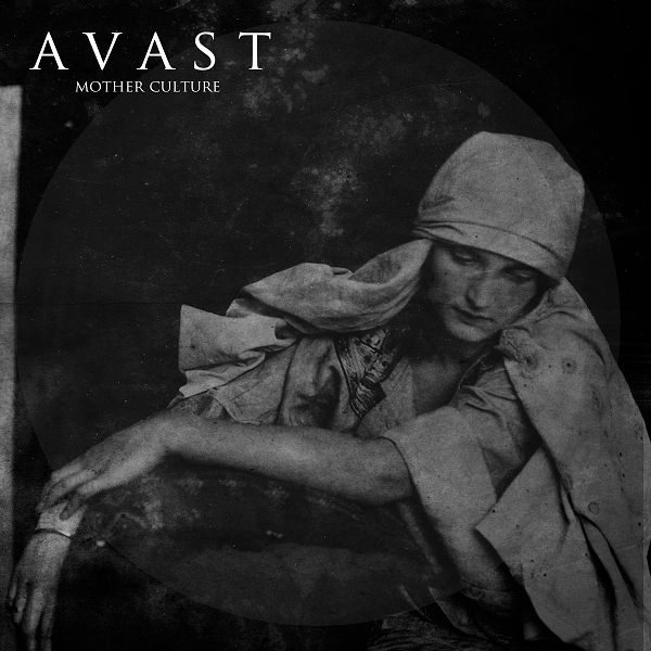 Avast Album Cover Art