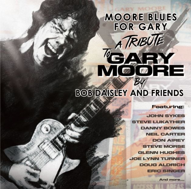 GaryMoore Blues For Gary_Cover 1000