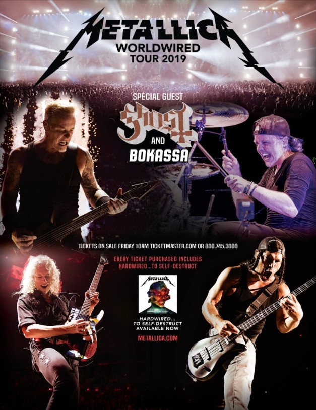 Metallica-Worldwired-euro-tour