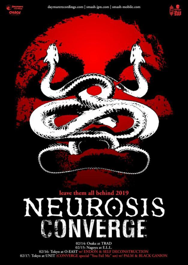 NEUROSIS-Converge-tour
