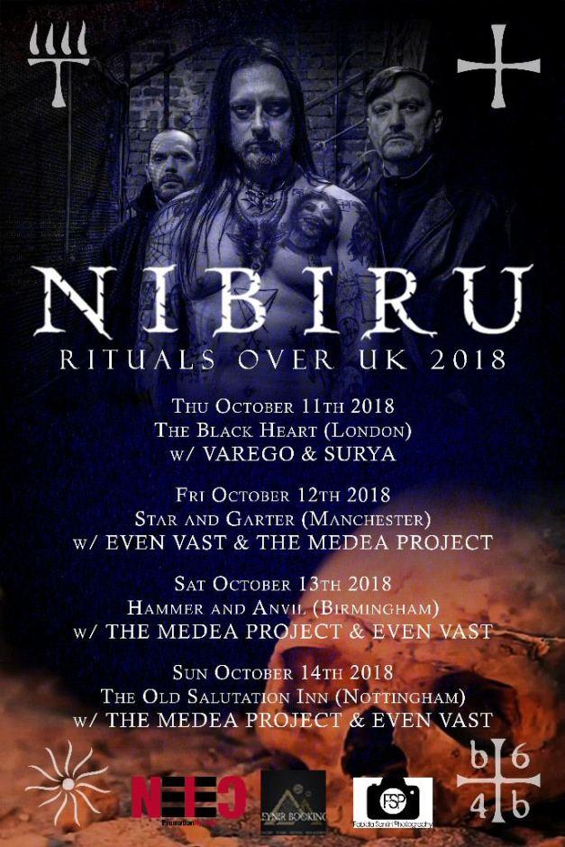 Nibiru-UK-tour