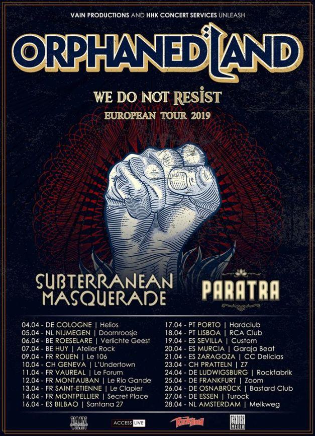 OrphanedLand-EU-tour2019