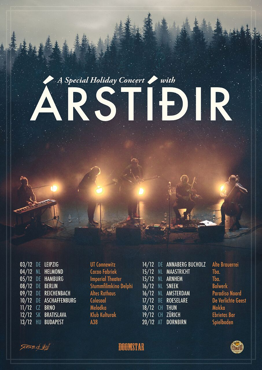 Arstidir-flyer