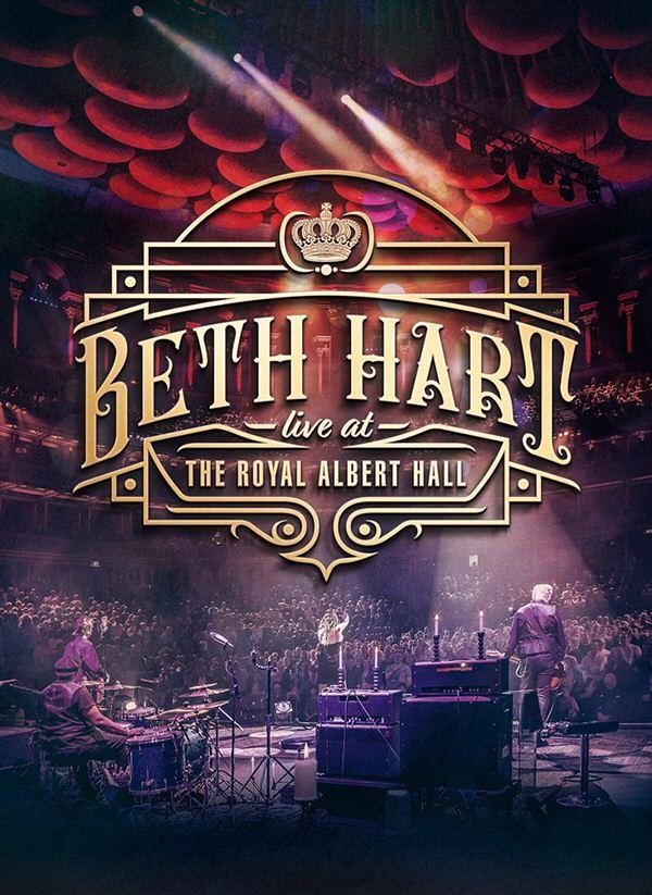 BethHart-RoyalAlbertHall
