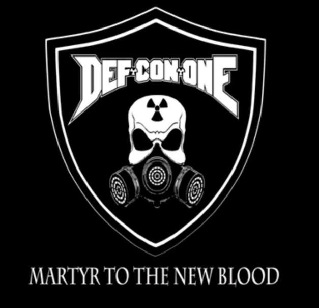"df1514c5707f DEF-CON-ONE Release New Single ""Martyr to the new Blood"""