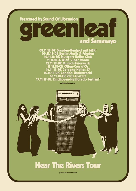 Greenleaf-tour