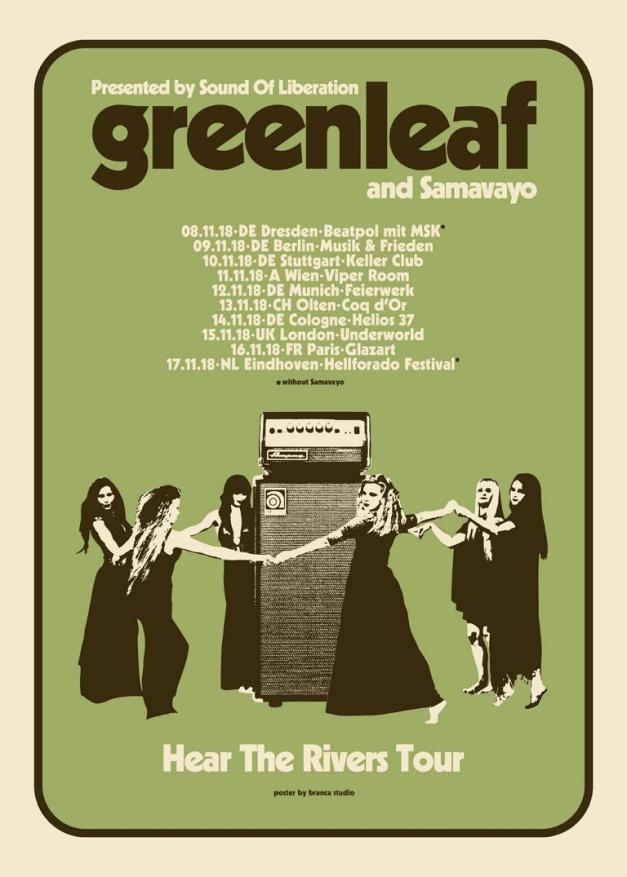 Greenleaf-tour