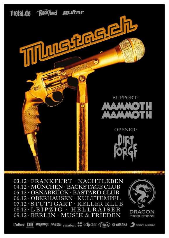 Mustasch-tour