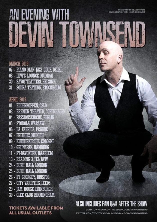 DevinTownsend-solo-tour