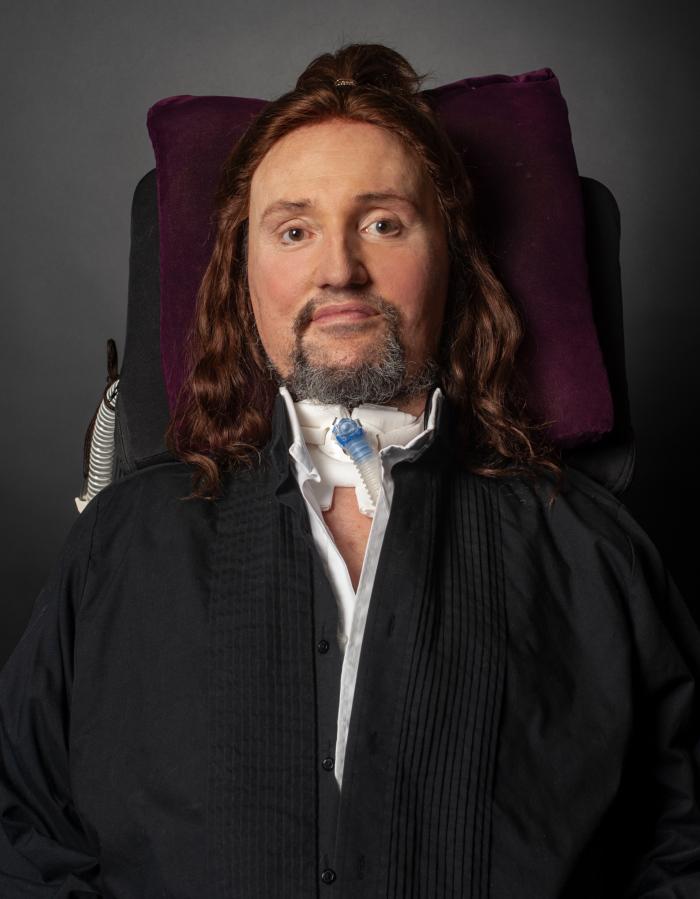Jason Becker (c) Paul Haggard HAG7882