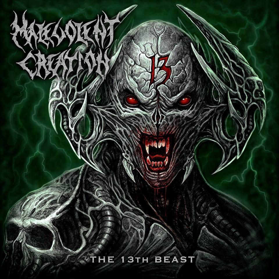 MALEVOLENT CREATION cover