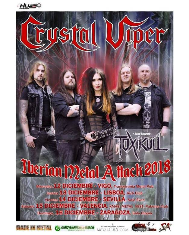 CrystalViper-Spain-tour