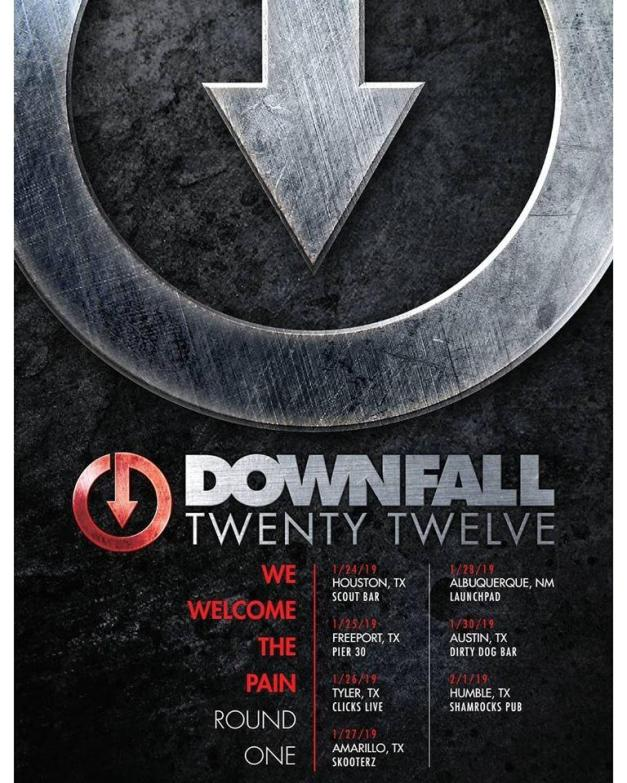 downfall2012-tour
