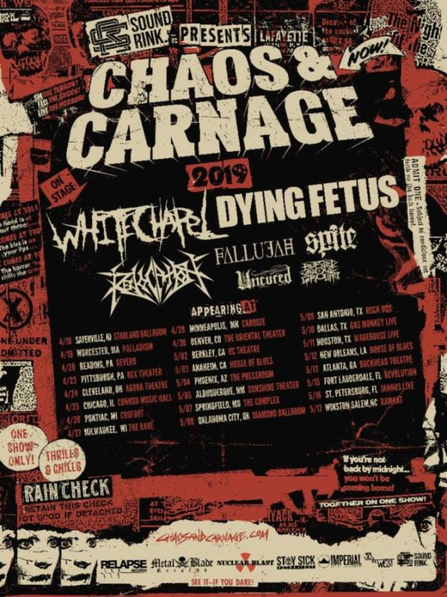 dyingfetus-whitechapel-tour
