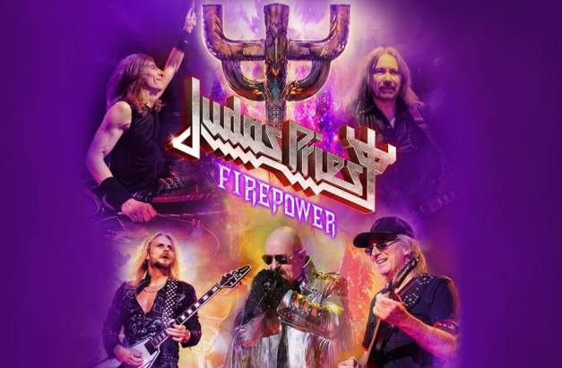 judas priest 2019