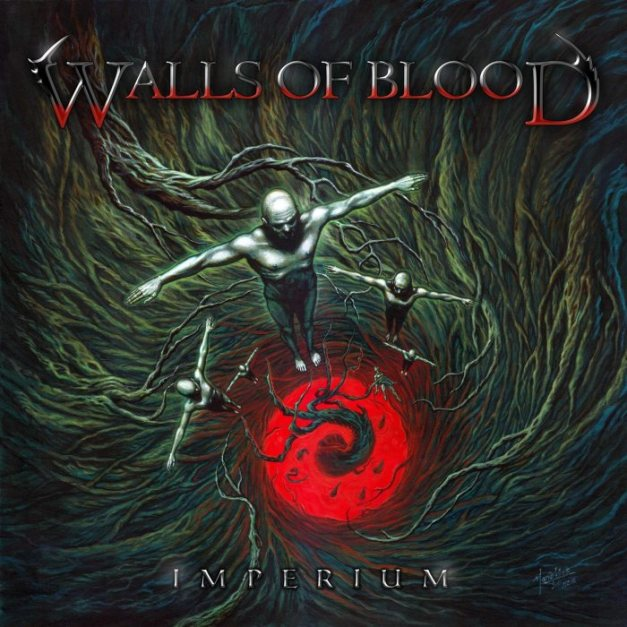 walls of blood-cover