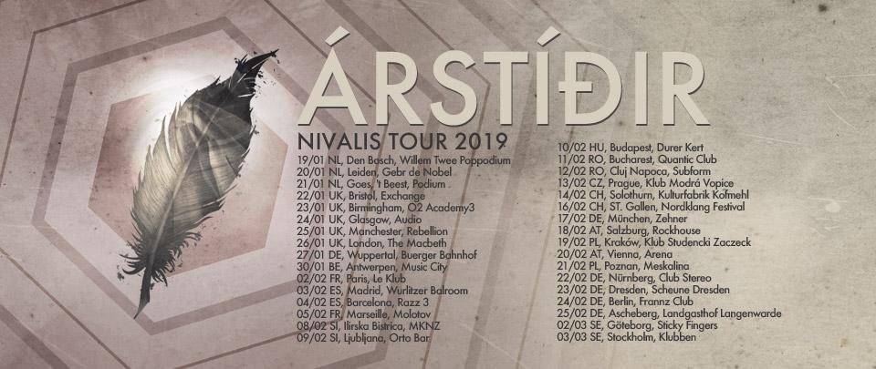 Arstidir-Eu-tour