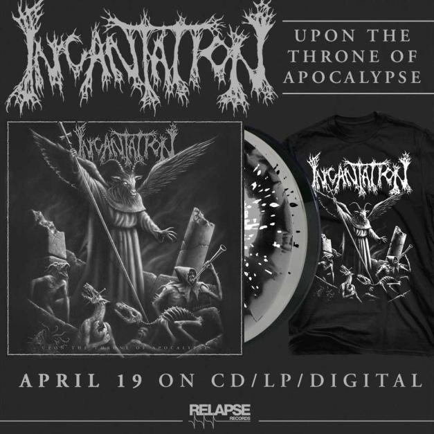 Incantation-vinyl