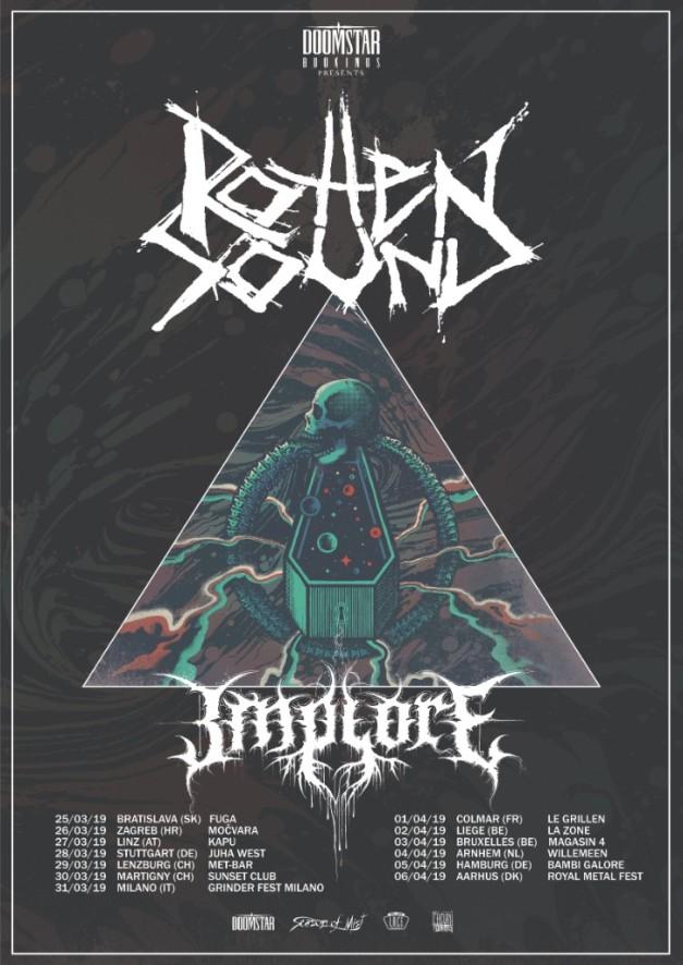 RottenSound-Implore-EU-tour