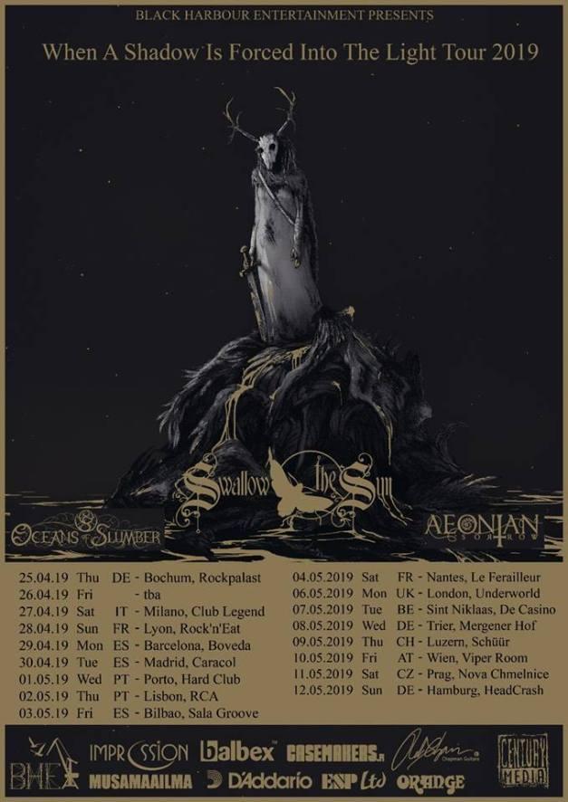 SwallowTheSun-EU-tour