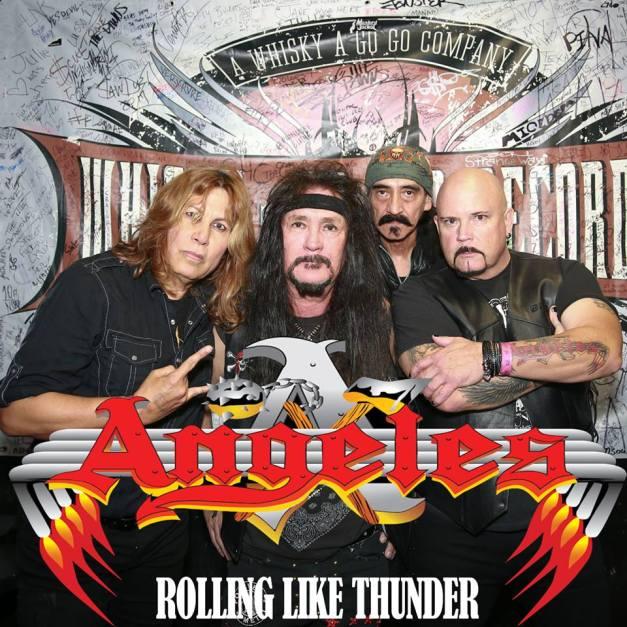 Angeles-RollingLikeThunder