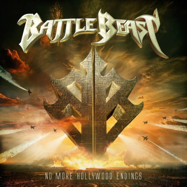 Battle Beast - No More Hollywood Endings - Artwork