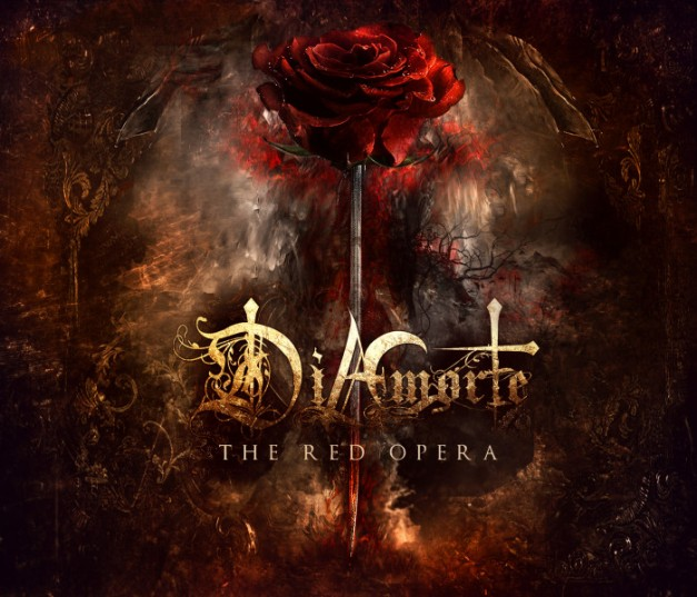 DiAmorte-The Red Opera-cover-web
