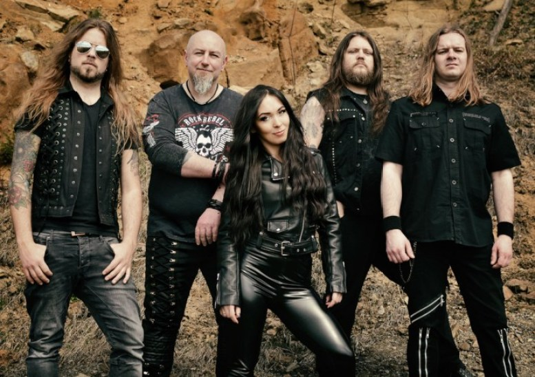 """CRYSTAL VIPER Announce New Album, """"Tales Of Fire And Ice"""" 
