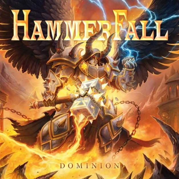 Hammerfall-cover