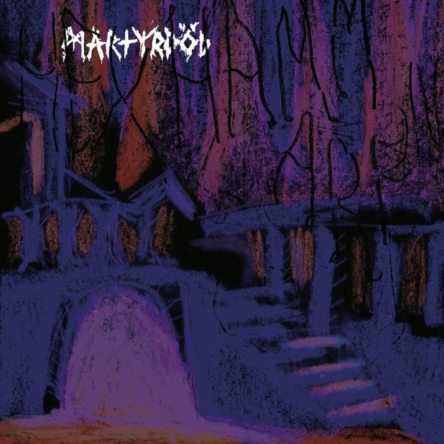 Martyrdod-cover