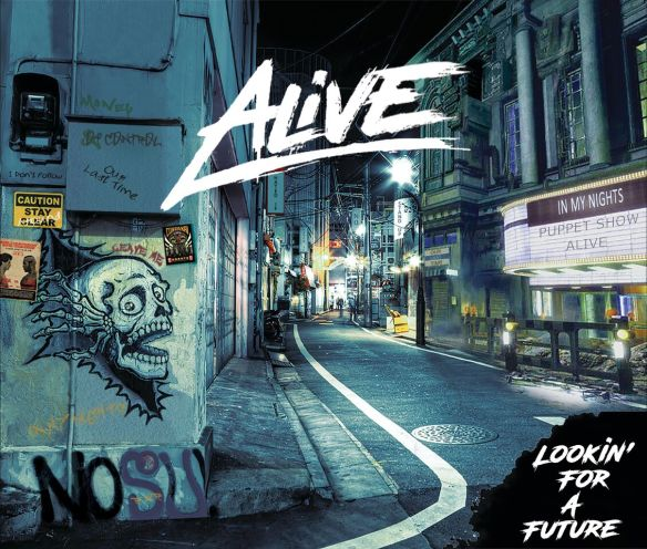 Metal Shock Finland's Exclusive Premiere: ALIVE – New Video