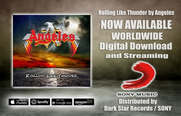 Angeles-RollingLikeThunder-now-available