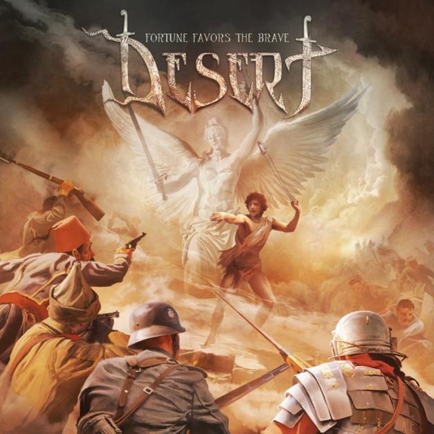 Desert-cover