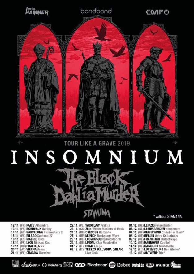 Insomnium-EU-tour