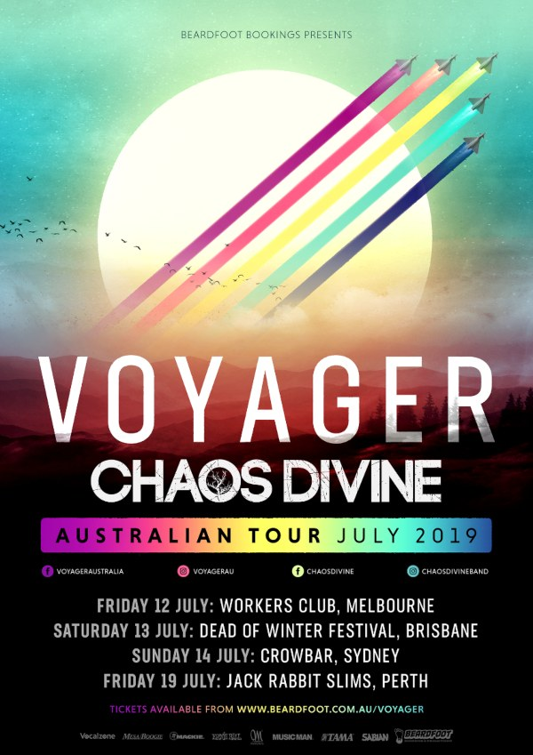 Voyager-ChaosDivine-flyer