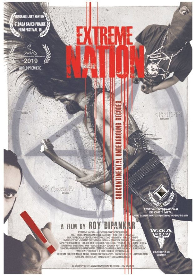 Extreme Nation-film-flyer