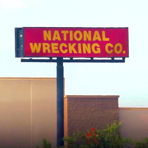 NationalWreckingCompany