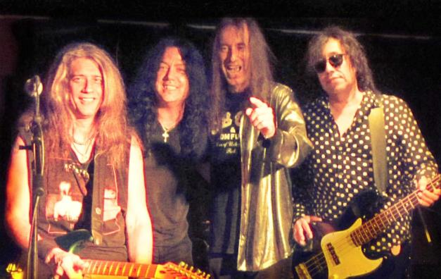 SPIDERS SNAKES 2017 Publicity Photo with Lizzie Grey -3rd from Left
