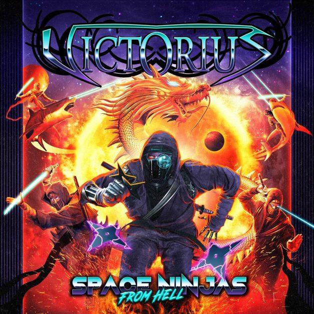 VICTORIUS-cover