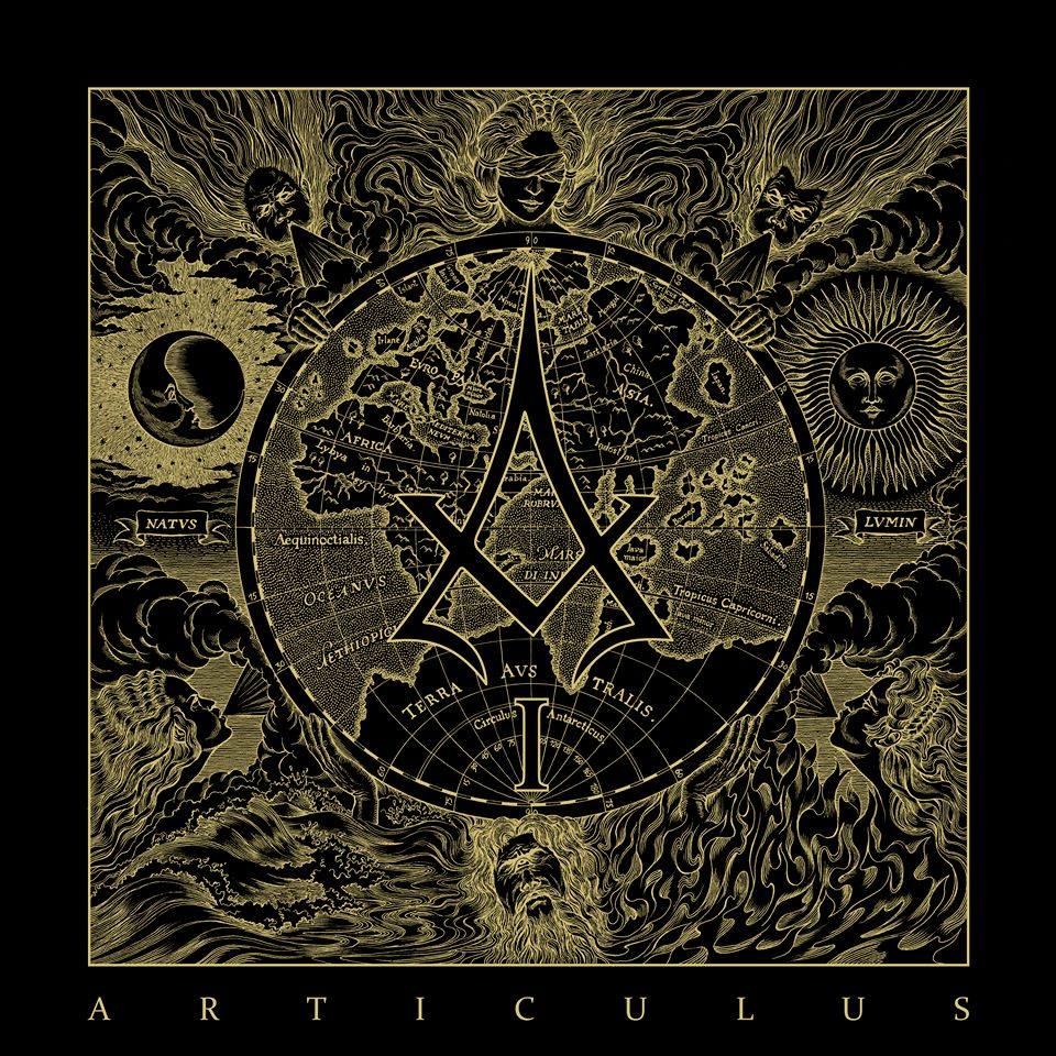 Articulus - I - Cover