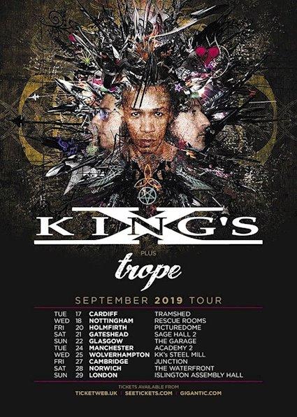 KINGS-X