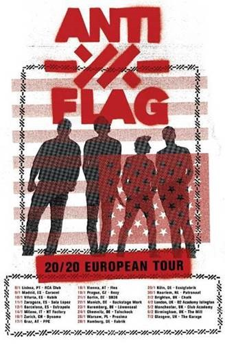 Anti-Flag-tour-poster