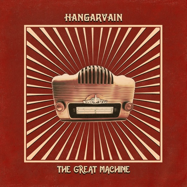Hangarvain-TheGreatMachine-album-cover