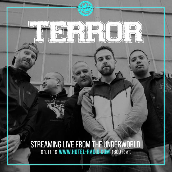 TERROR-livestream