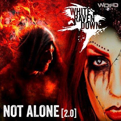WHITE-RAVEN-DOWN-single