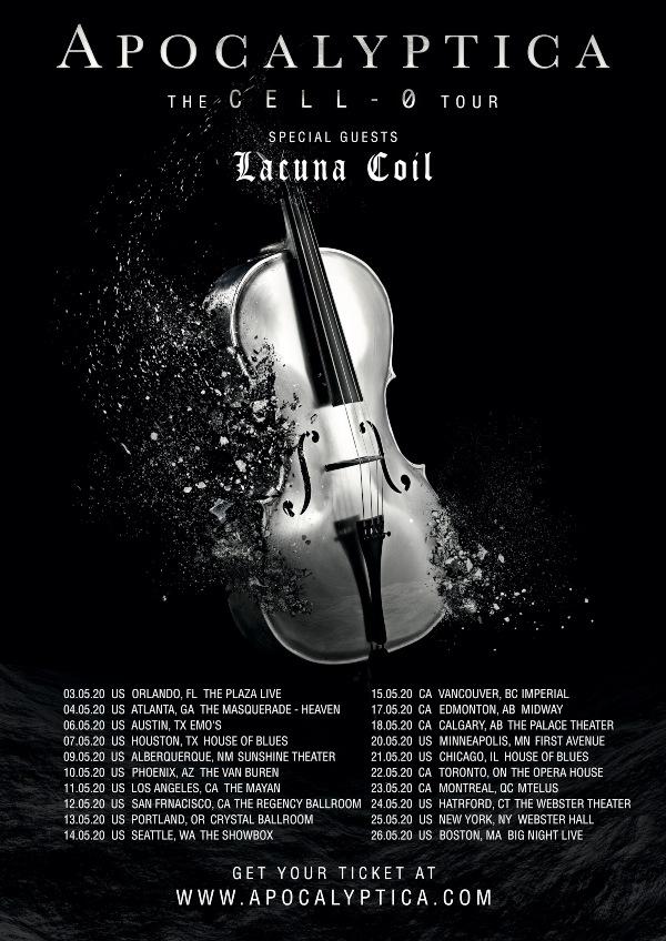 Apocalyptica_US_tour_poster