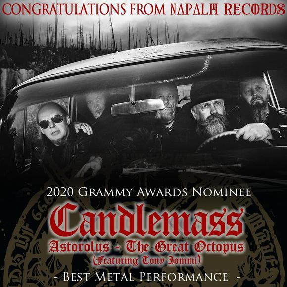 CANDLEMASS-award
